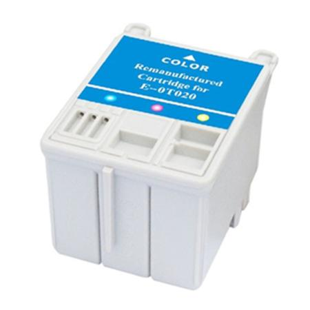 Epson T020 (T020201) Color Remanufactured Ink Cartridge