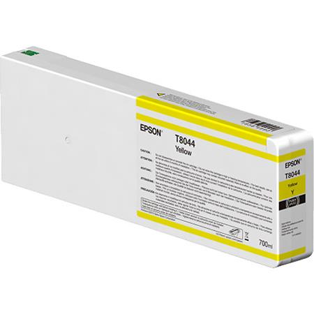 Epson T8044 (T804400) Yellow Original UltraChrome HD Ink Cartridge (750 ml)
