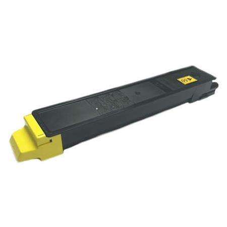 Compatible Yellow Kyocera TK-8117Y Toner Cartridge