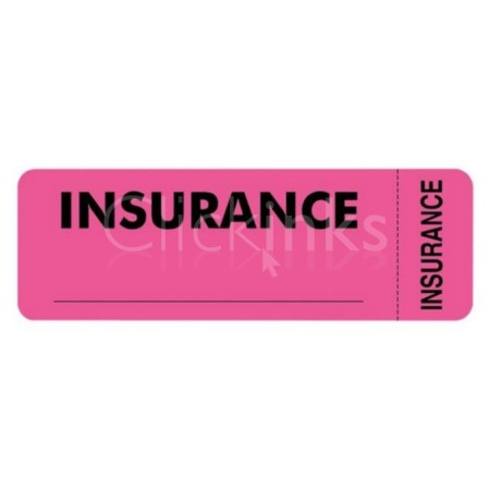 Tabbies Insurance Label