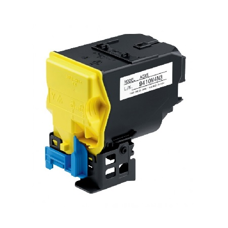 Compatible Yellow Konica Minolta TNP-27Y Toner Cartridge (Replaces Konica Minolta A0X5233)