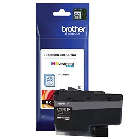 Brother LC3035BK Black Original Ultra High Capacity Ink Cartridge
