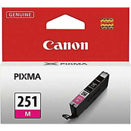 Canon CLI-251 Magenta Original Standard Capacity Ink Cartridge