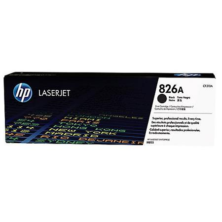 HP 826A Black Original Toner Cartridge (CF310A)