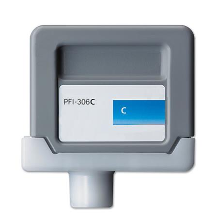 Canon PFI-306C Compatible Cyan Ink Cartridge