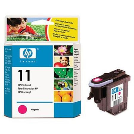 HP 11 Magenta Original Printhead (C4812A)