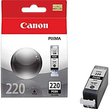 Canon PGI-220BK Black Original Cartridge