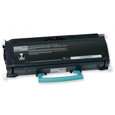 Lexmark X463X21G Black Remanufactured Extra High Capacity Toner Cartridge
