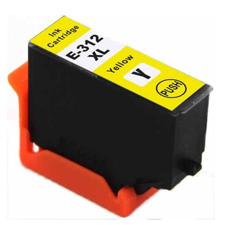 Compatible Yellow Epson 312XL Ink Cartridge (Replaces Epson T312xl420)