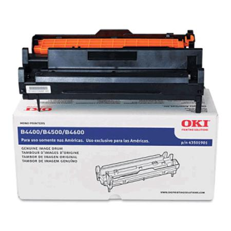 OKI 43501901 Drum Unit (B4400/B4600)
