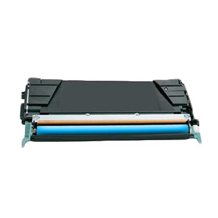 Compatible Cyan Lexmark C734A1CG Toner Cartridge