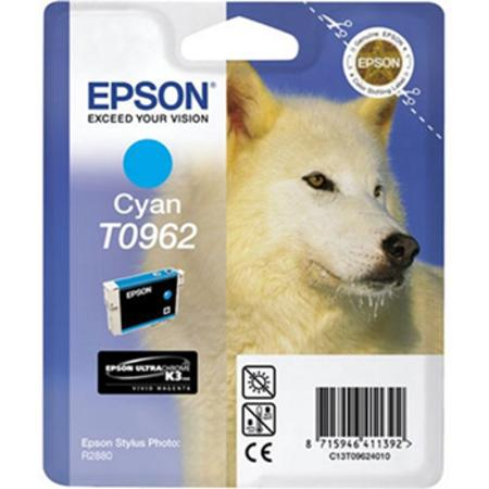 Epson T0962 (T096220) Original Cyan Ink Cartridge