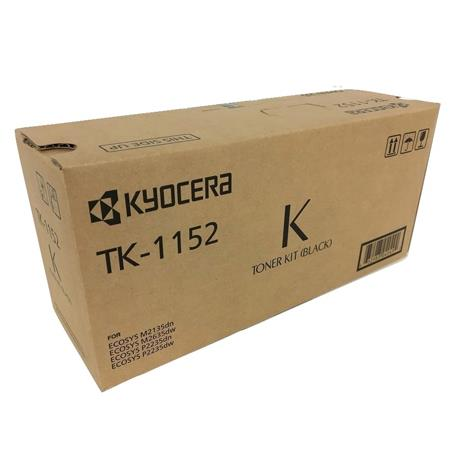 Kyocera TK-1152K Black Original Toner Cartridge