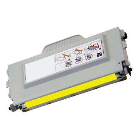 Brother TN04Y Yellow Remanufactured Laser Toner