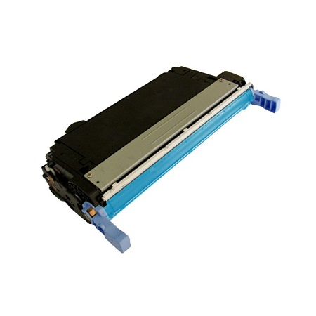 Compatible Cyan HP 642A Toner Cartridge (Replaces HP CB401A)