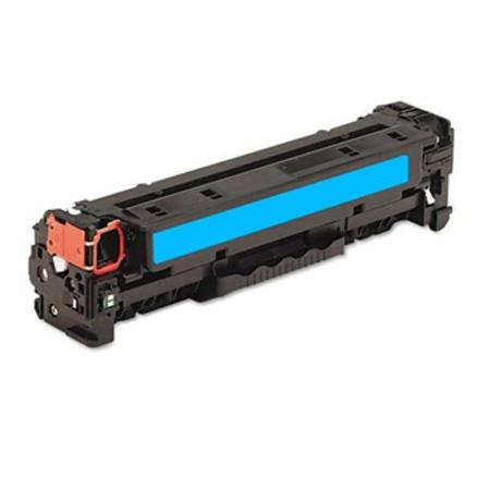 HP 307A (CE741A) Cyan Remanufactured Toner Cartridge