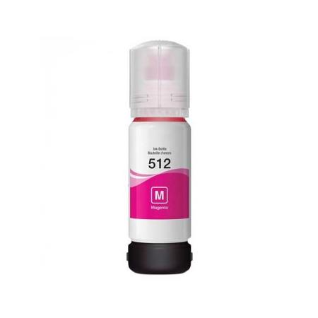 Compatible Magenta Epson T512 Ink Cartridge (Replaces Epson T512320)