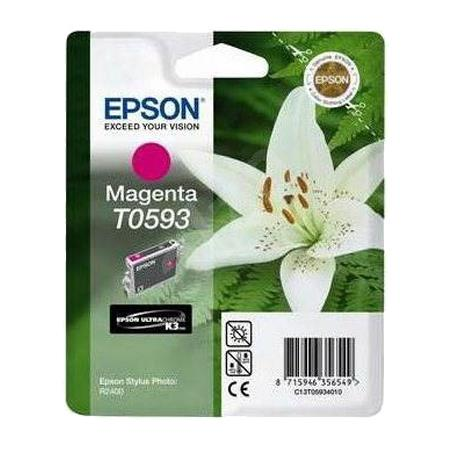 Epson T0593 (T059320) Magenta Original Cartridge
