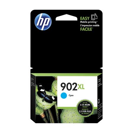 HP 902XL (T6M02AN) Cyan Original High Capacity Ink Cartridge