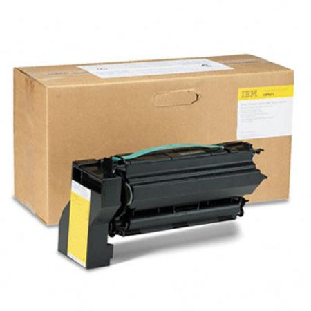 IBM 53P9371 Yellow Original High Yield  Laser Toner Cartridge