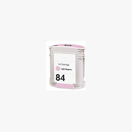 Compatible Magenta HP 84 Ink Cartridge (Replaces HP C5018A)