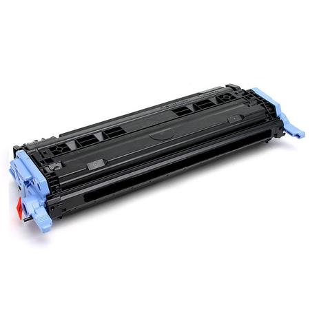 Compatible Black HP 124A Toner Cartridge (Replaces HP Q6000A)