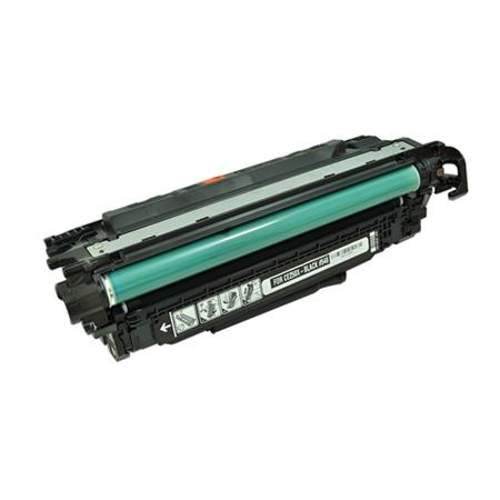 Compatible Black HP 504X High Yield Toner Cartridge (Replaces HP CE250X)
