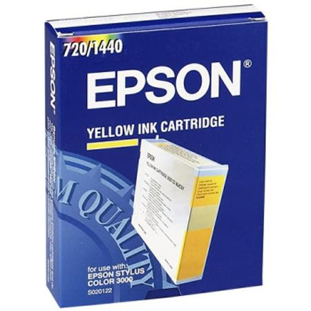 Epson S020122 Original Yellow Ink Cartridge