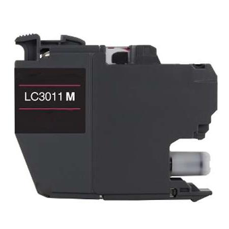 Brother LC3011M Magenta Compatible Standard Capacity Ink Cartridge