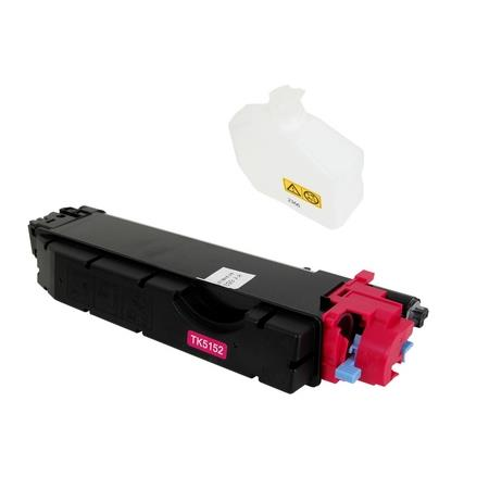 Kyocera TK-5152M Magenta Remanufactured Toner Cartridge