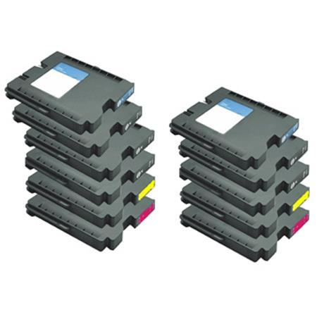 Clickinks 405688/91 2 Full Sets + 3 EXTRA Black Compatible Ink Cartridges