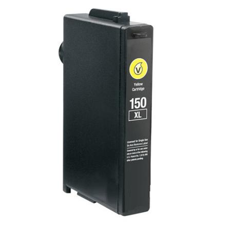 Lexmark No.150XL (14N1618) Remanufactured Yellow High Capacity Ink Cartridge