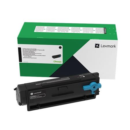 Lexmark 55B1X00 Black Original Extra High Yield Return Program Toner Cartridge