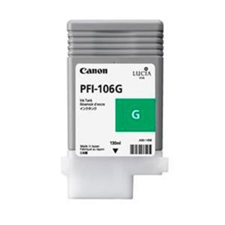 Canon PFI-106G (6628B001AA) Green Original Ink Cartridge