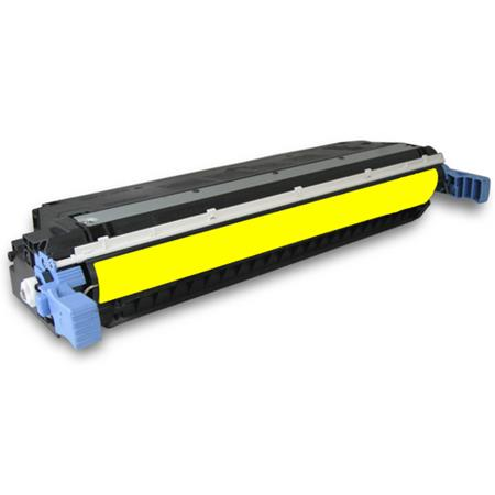 Compatible Yellow HP 645A Toner Cartridge (Replaces HP C9732A)