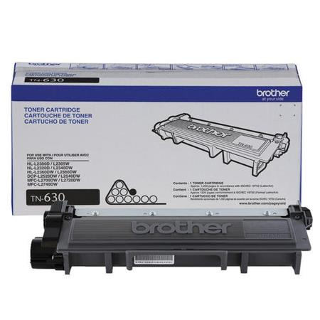 Brother TN-630 Original Black Toner Cartridge