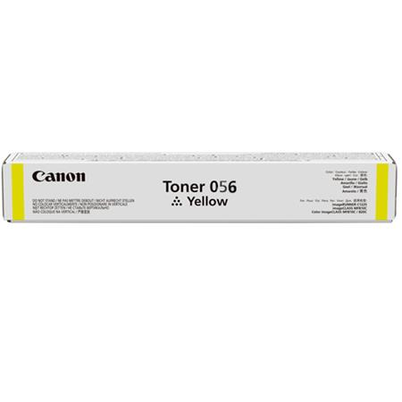 Canon GPR-56 Yellow Original Standard Capacity Toner Cartridge (1001C003AA)