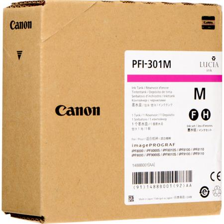 Canon PFI-307M Magenta Original Standard Capacity Ink Cartridge (330ml)