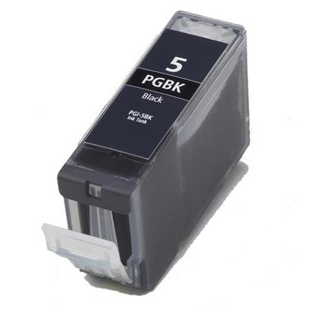 Compatible Black Canon PGI-5BK Ink Cartridge (Replaces Canon 0628B002) - SPECIAL PRICE