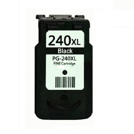 Canon PG-240XL Black Remanufactured High Capacity Ink Cartridge