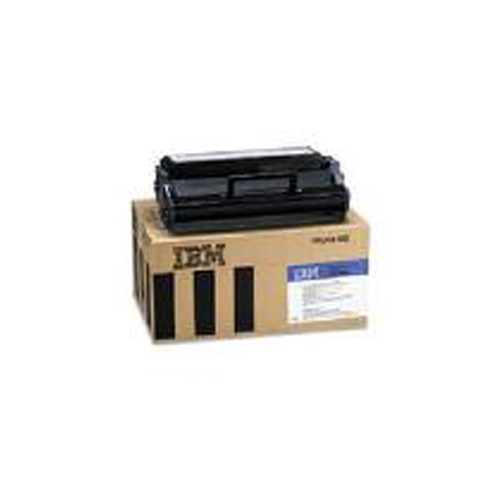 IBM 75P4684 Black Original Laser Toner Cartridge (Return Program)
