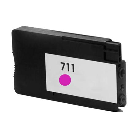HP 711 Magenta Remanufactured Ink Cartridge