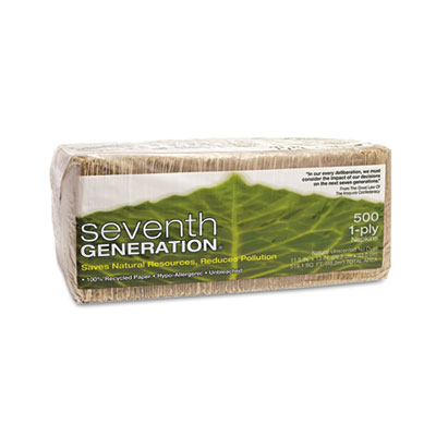 Seventh Generation Recycled Napkin