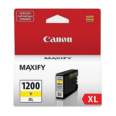 Canon PGI-1200XL (9198B001) Yellow Original High Capacity Ink Cartridge