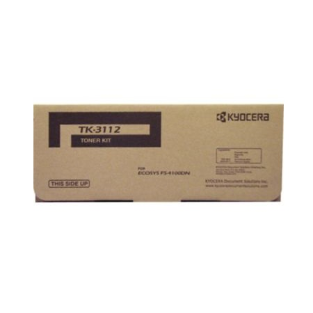 Kyocera Mita TK-3112 Black Original Toner Cartridge