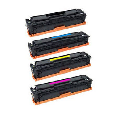 305X/305A Full Set Remanufactured Toner Cartridges