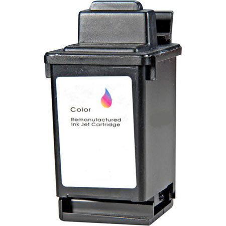 Lexmark No. 80 (12A1980) Color Standard Yield Remanufactured Print Cartridge