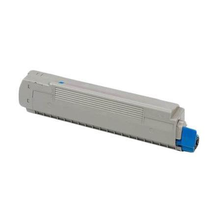 OKI 43324403 Cyan Remanufactured High Capacity Toner Cartridge