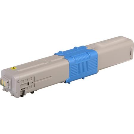OKI 46508701 Yellow Remanufactured Toner Cartridge