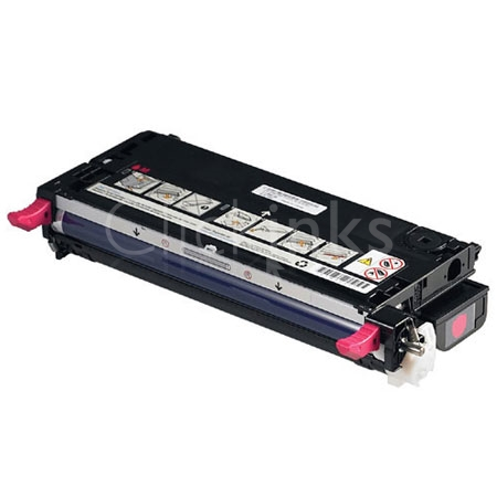 Compatible Magenta Dell 310-8399 High Yield Toner Cartridge